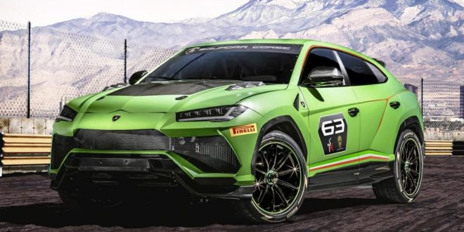 Lamborhini mulling hardcore ST-X race car-based Urus