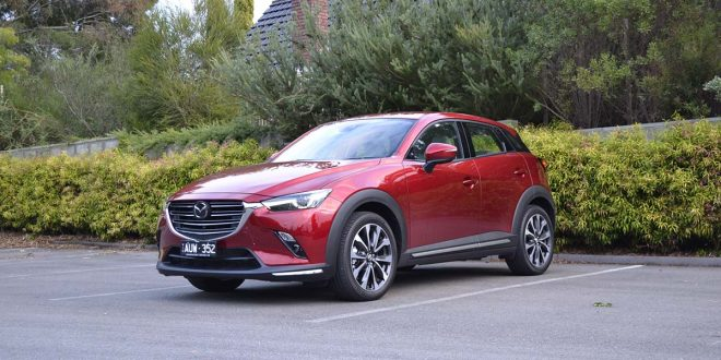 2019 Mazda CX-3 Akari AWD Review