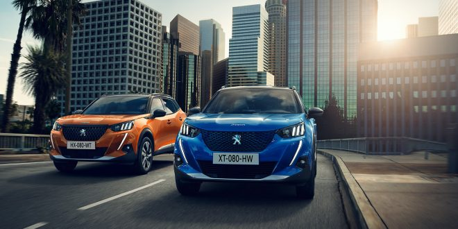 Bold-new Peugeot 2008 debuts with first ever EV option