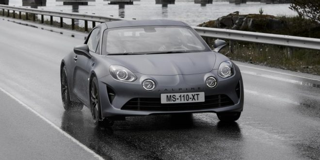 2020 Alpine A110S brings more power, improved dynamics
