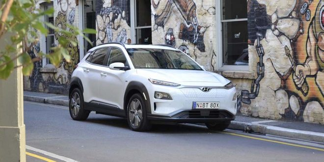 2019 Hyundai Kona Electric Highlander Review
