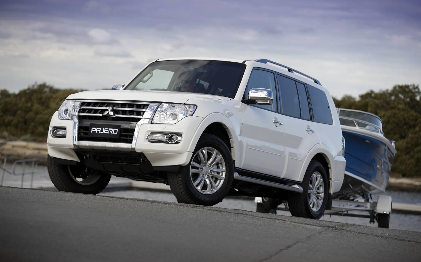 2020 Mitsubishi Pajero brings added safety, improved ...