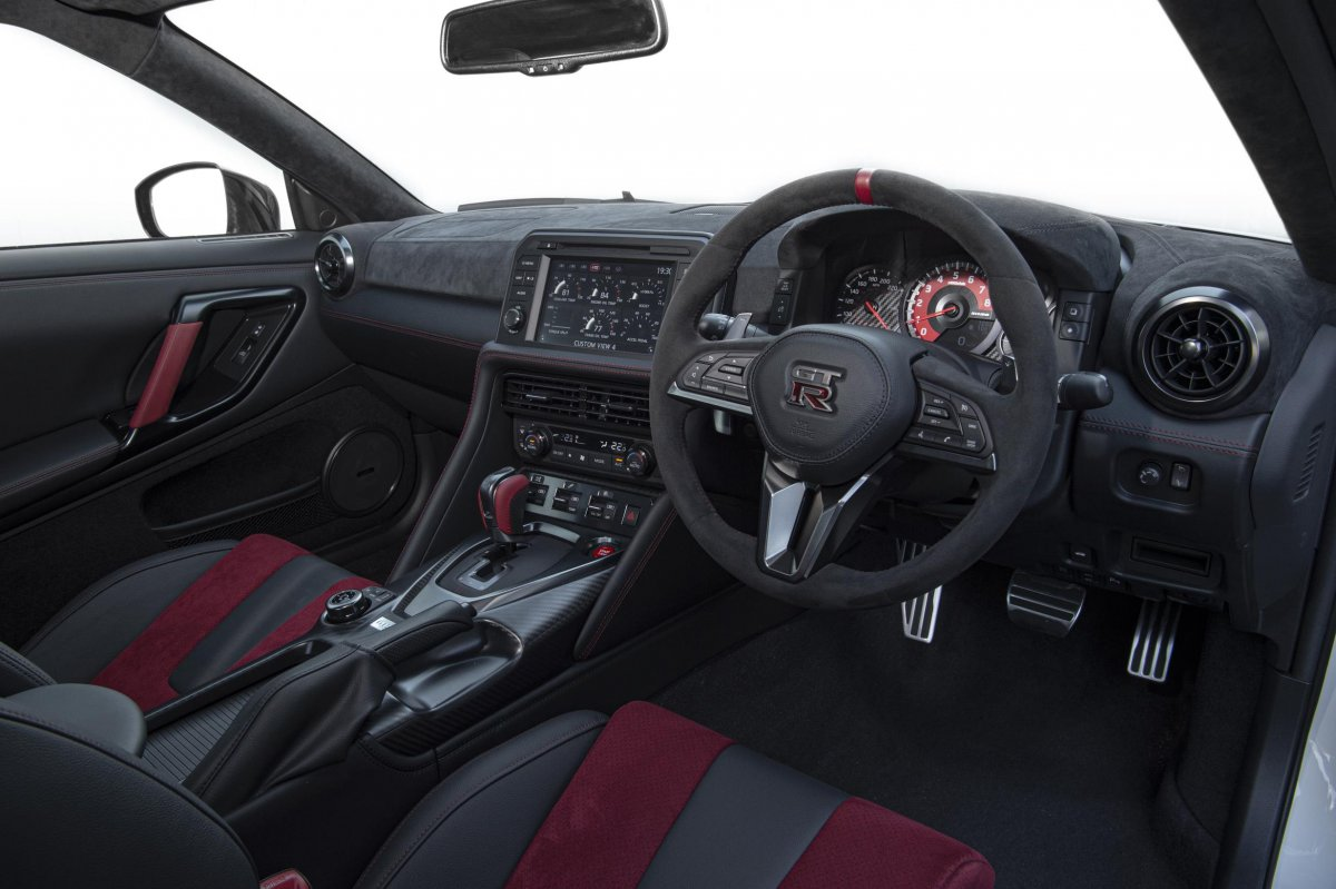 in detail  more exhilarating 2020 nissan gt-r nismo
