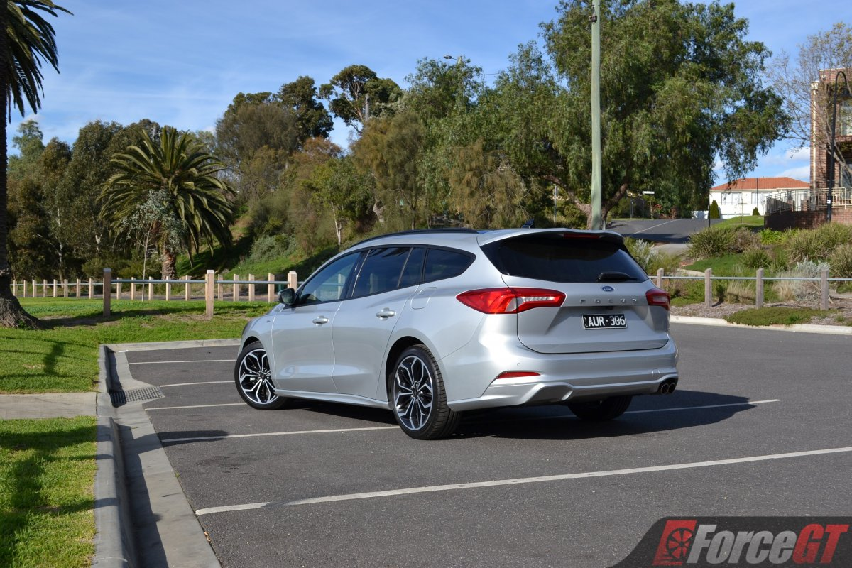 2019 Ford Focus Hatch And Wagon Review Forcegt Com