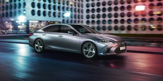 F Sport variant to join Lexus ES range in Australia