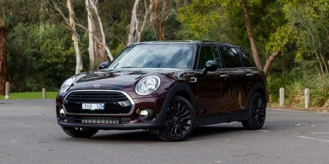 2019 Mini Cooper Clubman Review