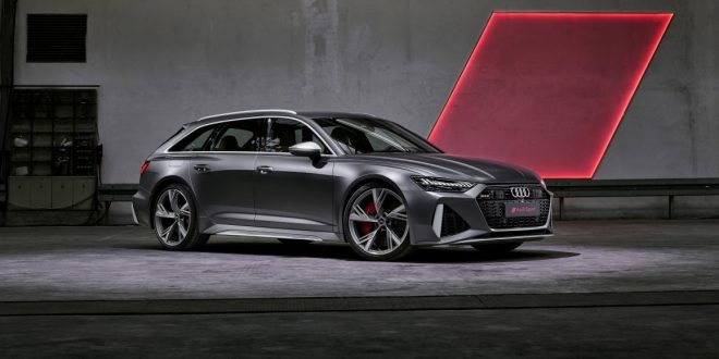 2020 Audi RS 6 Avant steps up in performance and efficiency