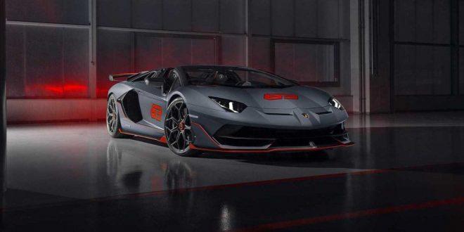Lamborghini debuts Special Edition Aventador SVJ 63 and Huracán EVO GT