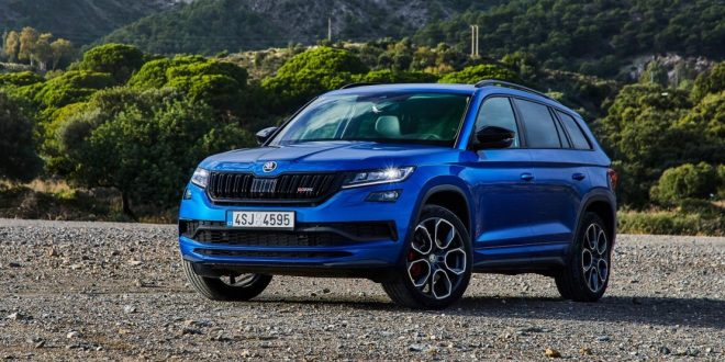 Hot SUV: Skoda Kodiaq RS pricing and specification