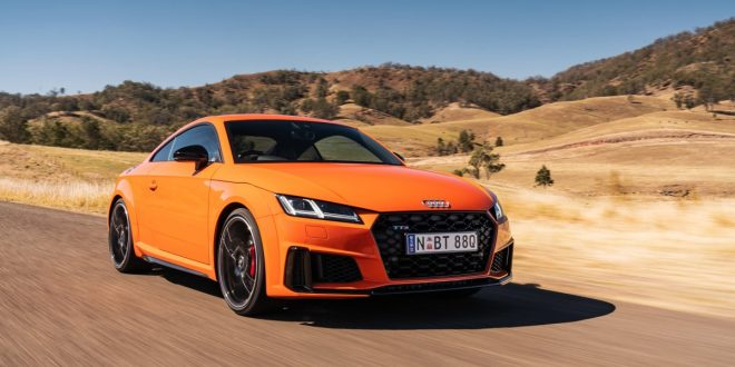 Updated Audi TT and TTS price and specification