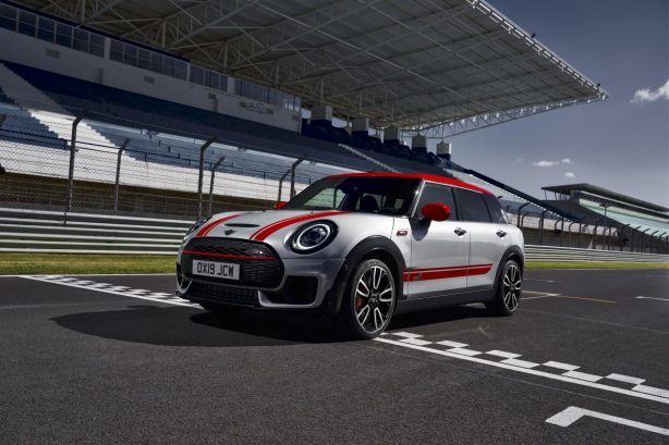 2020-MINI-JCW-Clubman-614x409 225kW MINI John Cooper Works Clubman leads updated JCW line-up - ForceGT.com