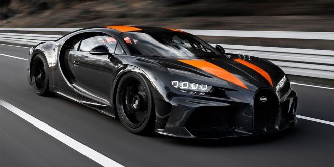Bugatti to end Chiron production next year