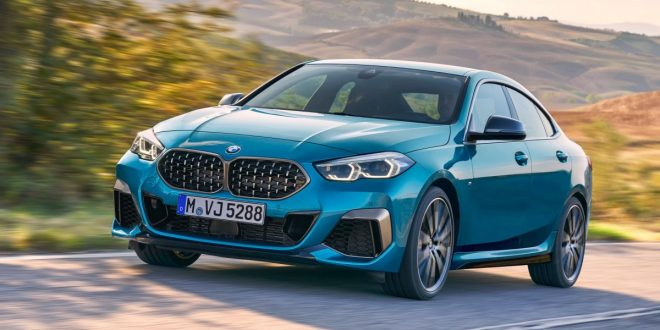 First-ever BMW 2 Series Gran Coupe unveiled ahead of Q1 2020 launch
