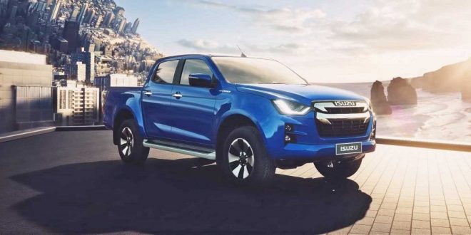 2020 Isuzu D-Max makes its official debut