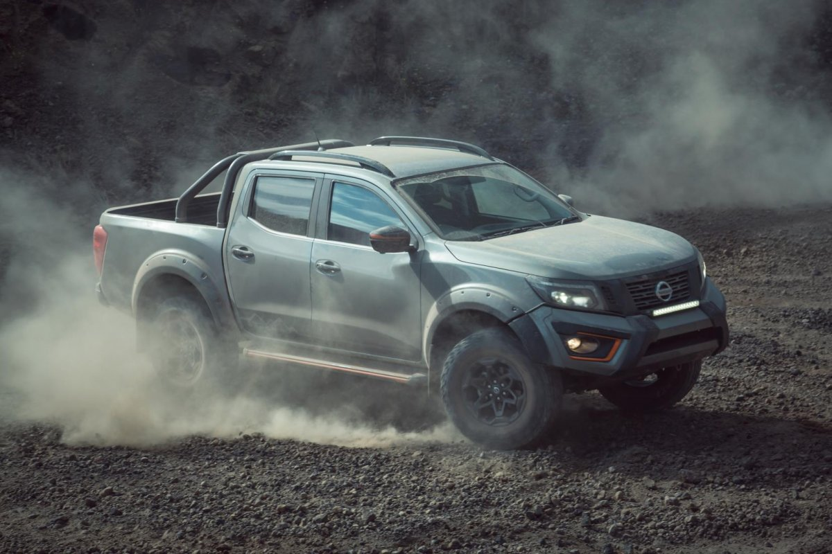 Nissan Unleashes Navara N Trek Warrior Forcegt Com