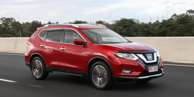 Nissan X-Trail range expands with N-Trek special edition