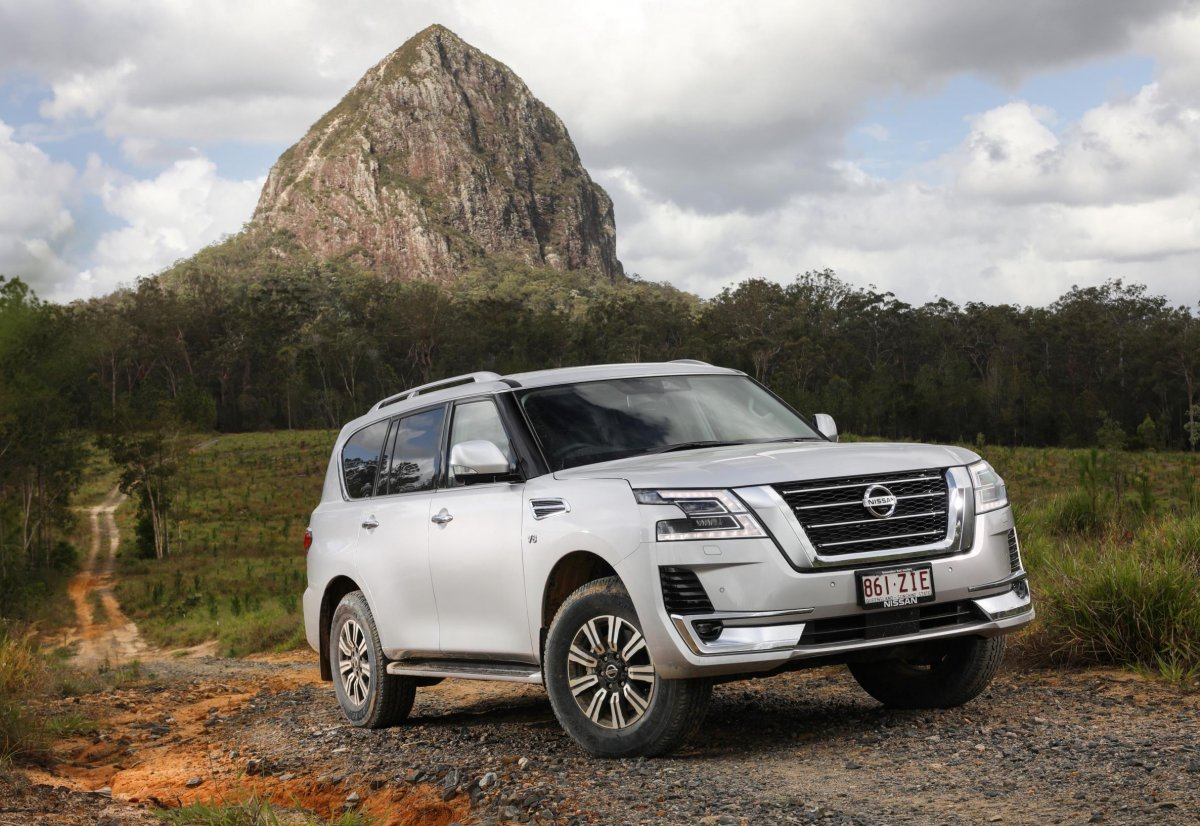 2020 nissan patrol pricing and specification - forcegt