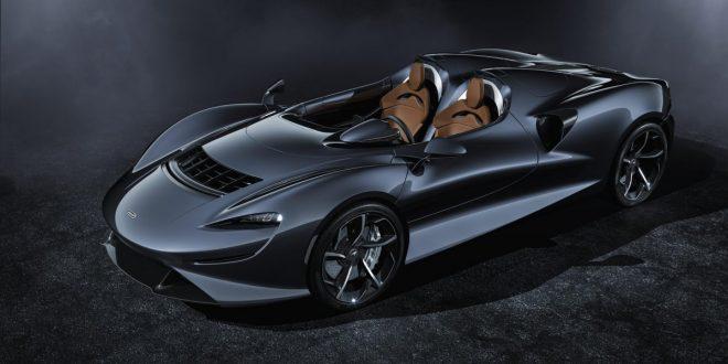 McLaren Elva revealed as ultimate Super Series roadster