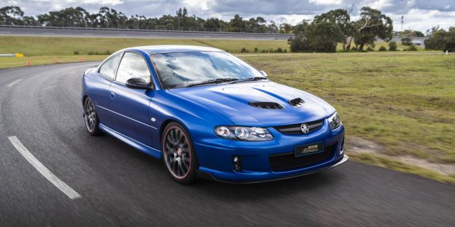 Project Monaro sees a CV8 Holden Monaro brought back to life
