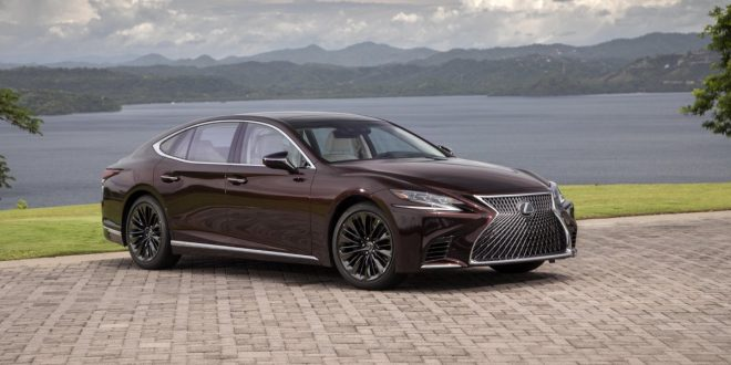 Lexus marks 30th anniversary with LS Inspiration Series