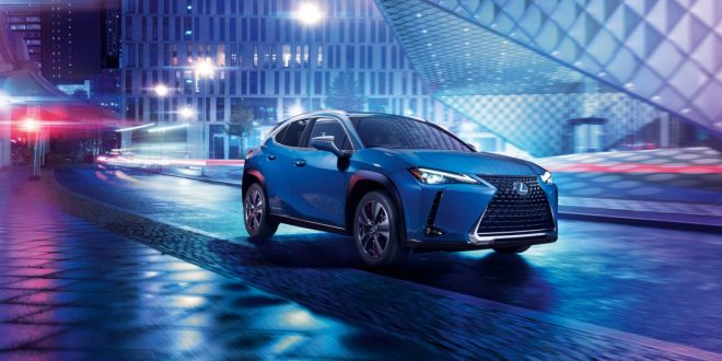 Lexus UX 300e unveiled as brand's first all-electric model
