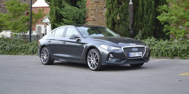 2019 Genesis G70 3.3T Ultimate Review