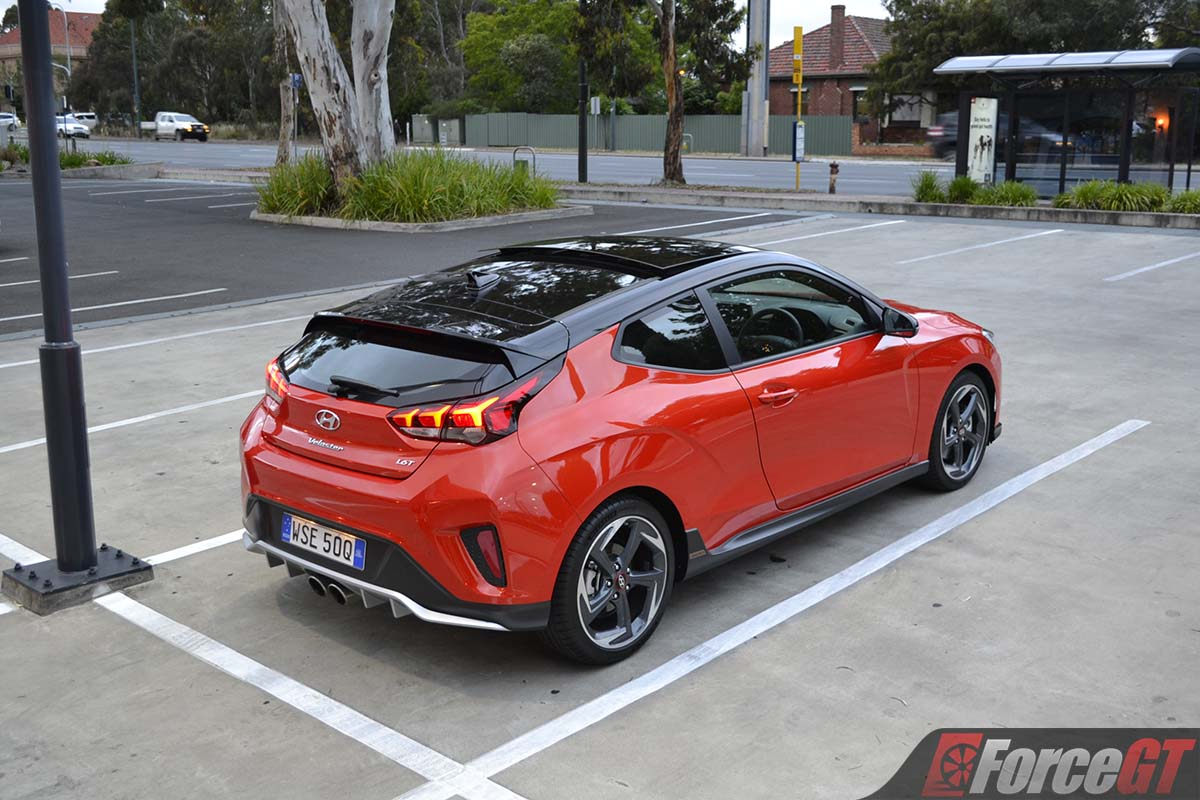 2020 Hyundai Veloster Turbo Review and Release date