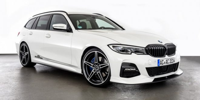 AC Schnitzer gives the BMW 3 Series Touring some attitude