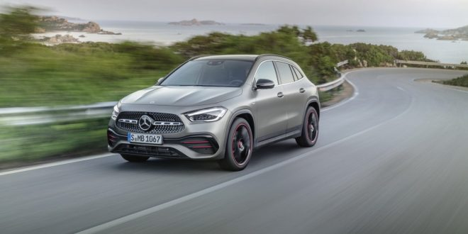 All-new 2020 Mercedes-Benz GLA small SUV unveiled