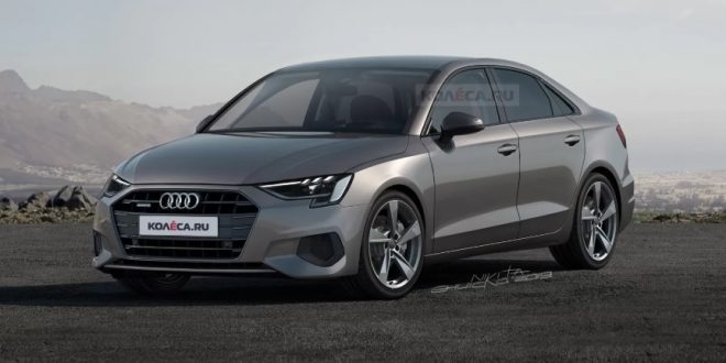 Is this the next-gen 2021 Audi A3 sedan?