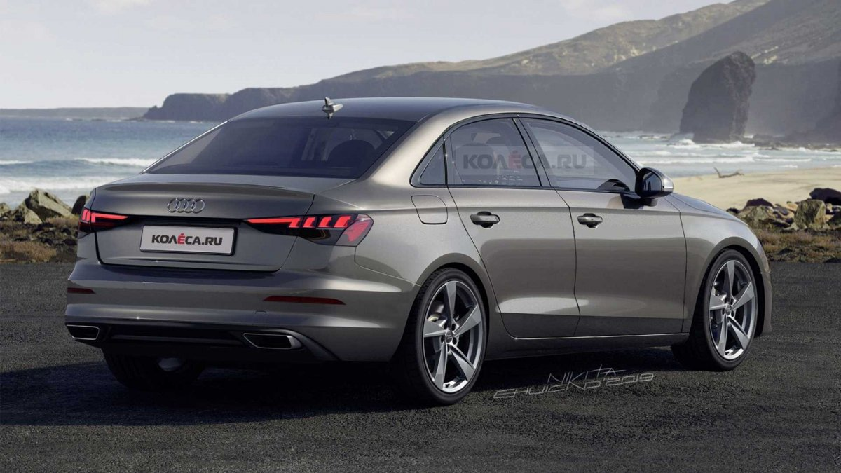 is this the nextgen 2021 audi a3 sedan  forcegt