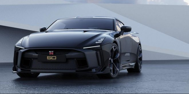 Meet the Nissan GT-R50 by Italdesign production model