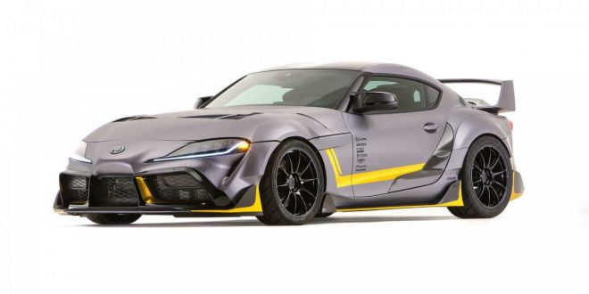 Toyota Supra GRMN coming this year with 294kW