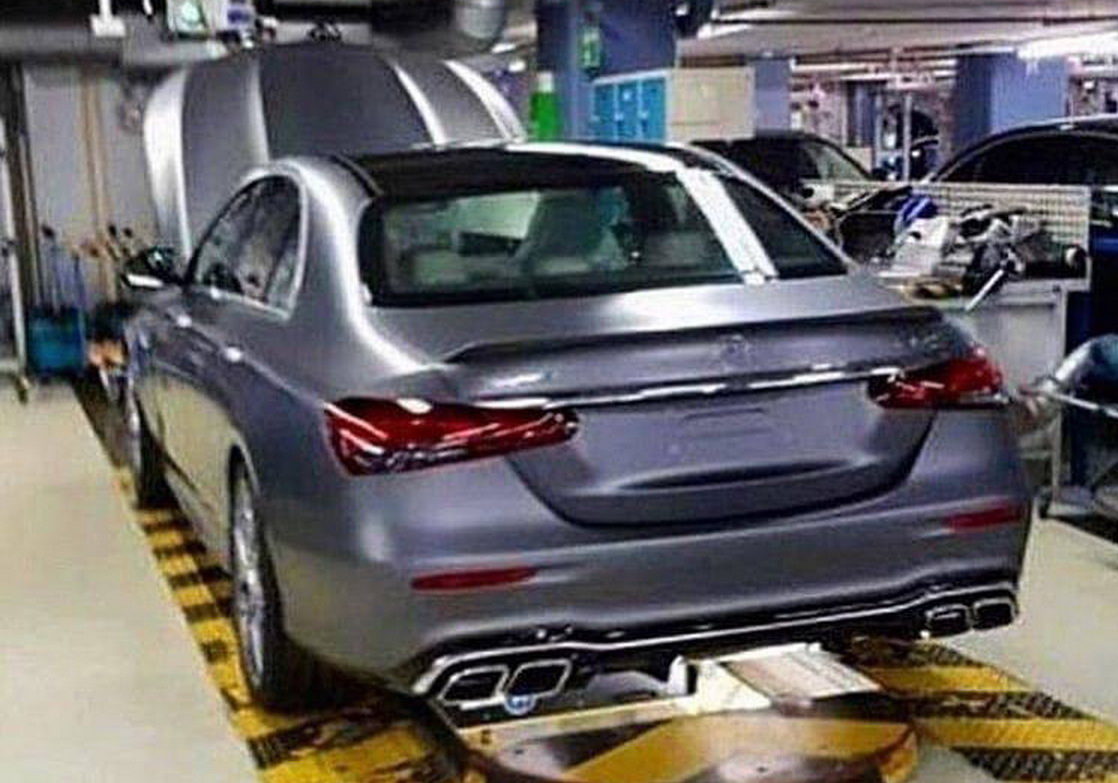 Spy 2021 Mercedes Amg E63 Makes An Early Appearance