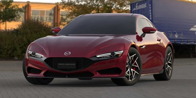 Is this the 2022 Mazda RX-7?