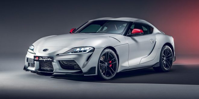Toyota announces GR Supra Fuji Speedway Edition with 2.0L 4-pot