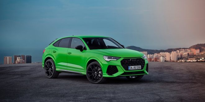Audi RS Q3 range price and specification