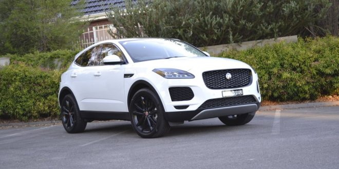 2020 Jaguar E-Pace P250 R-Dynamic S Review
