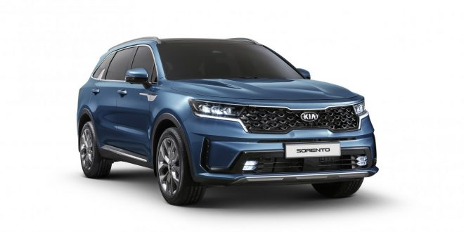 First official pics: All-new 2020 Kia Sorento