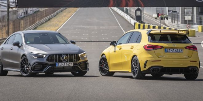2020 Mercedes-AMG A45 S and CLA 45 S pricing and specification