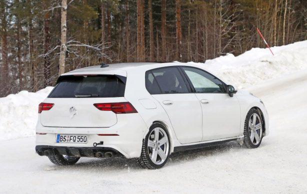 Volkswagen Golf R Spy Shots Photo Gallery - Autoblog
