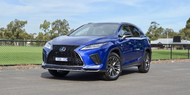 2020 Lexus RX 300 F Sport Review