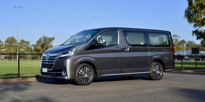 2020 Toyota Granvia VX Review – the 8-seater Luxury Bus
