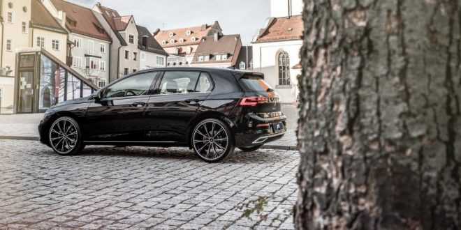2020 Volkswagen Mk8 Golf gets first customisation job from ABT