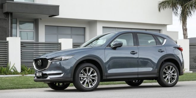 2020 Mazda CX-5 further refined, boosts off-road tech