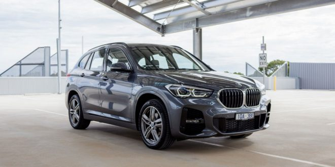 2020 BMW X1 sDrive18d Review