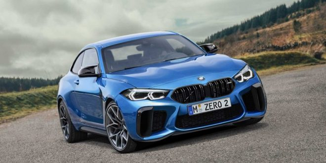 Is this the next-generation 2022 BMW M2?