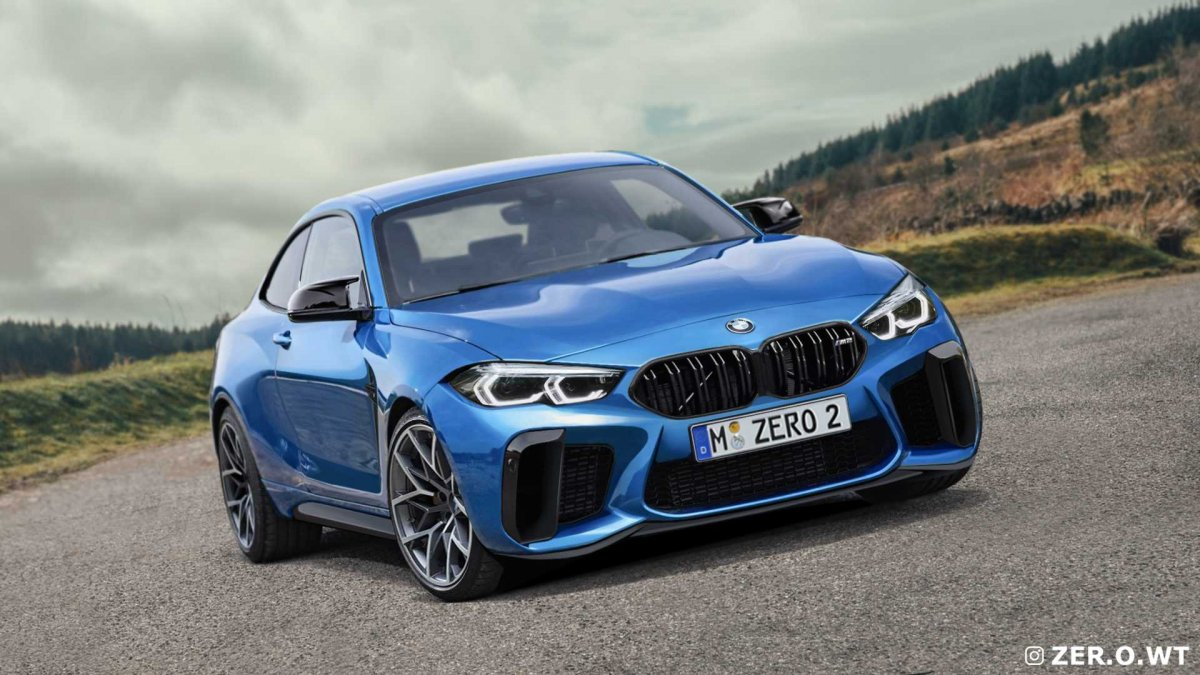 Is this the next-generation 4 BMW M4? - ForceGT.com