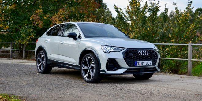 2020 Audi Q3 Sportback 40 TFSI Review