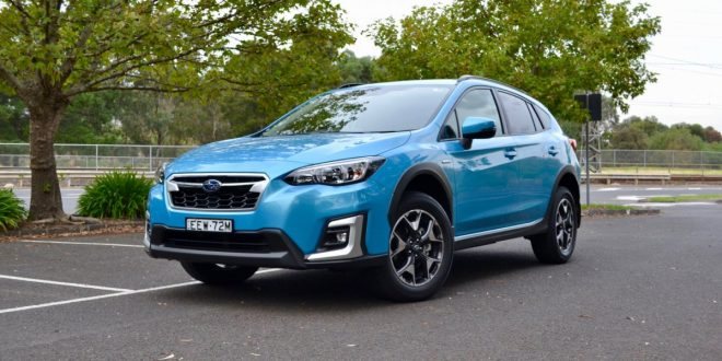 2020 Subaru XV Hybrid Review